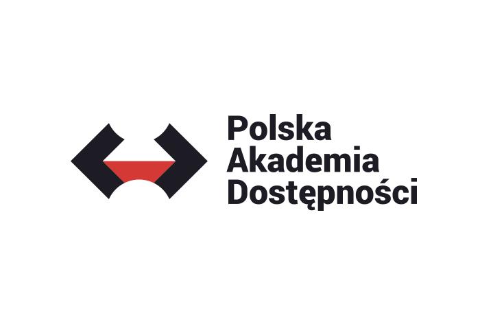Logo Polska Akademia Dostępności